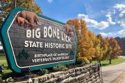 Photo: BIG BONE LICK STATE HISTORIC SITE