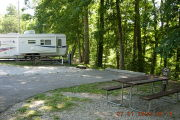 Photo: RV10, Ridgeline Campground Sites 1-39
