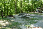 Photo: RV13, Ridgeline Campground Sites 1-39