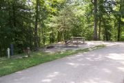 Photo: RV18, Ridgeline Campground Sites 1-39