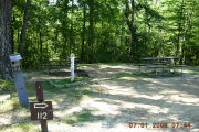 Photo: 0T2, Ridgeline Campground Sites 1-39